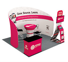 Stretch Display Booths