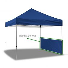 Marquee Half Height Wall