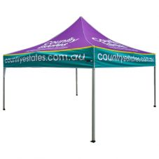 4x4m Printed Marquees