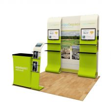 EX1 3x3m Trade Show Booth