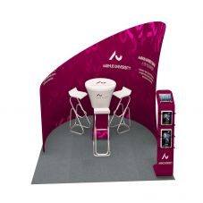 EX4 3x3m Trade Show Booth