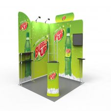 EX8 3x3m Trade Show Booth