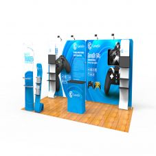 EX16 3x6m Trade Show Booth
