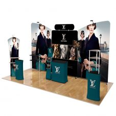 EX17 3x6m Trade Show Booth