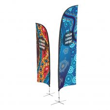 NAIDOC Feather Flags
