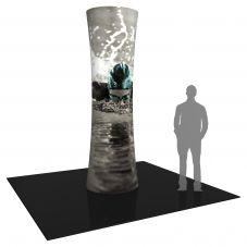 3m Standing Stretch Cylinder Column