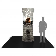 2.4m Standing Stretch Cylinder Column