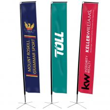 Standing Printed Banners