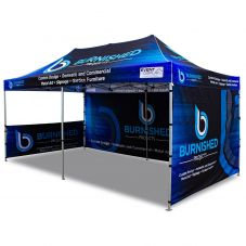 3x6 Printed Marquee Tent