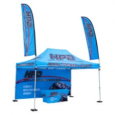 3x4.5 Marquee Display Package
