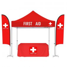 Emergency Pop Up Marquees