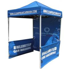 1.5 x 1.5 Mini Stall Tent