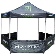 6 Sided Marquee Tent