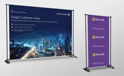 Why Pull Up Banners Are Effective Marketing Choices