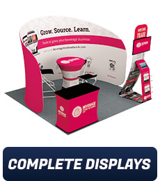 Expo booth displays